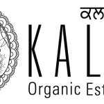 Kalala Organic Estate Winery Full Logo Black