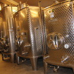 Kalala Organic Estate Winery's Stainless Steel Tanks