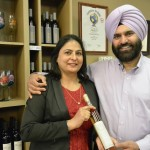 Kalala Winery - Narinder and Karnail Singh Sidhu